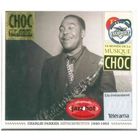 3CD Charlie Parker - Retrospective 1940-1953 (2005) Bop