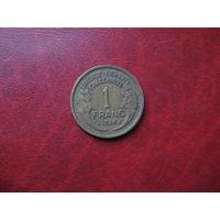 1 франк 1940 год Франция