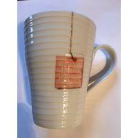 Кружка Чашка с приколом с чайным пакетиком НОВАЯ 300 мл