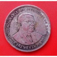 59-32 Маврикий, 1 рупия 1987 г.