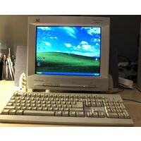 "Ретро: ЭЛТ монитор View Sonic G653 15"" 1998 г., с документами"
