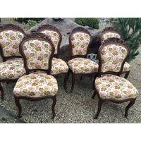 Комплект Антикварных стульев  Франция
