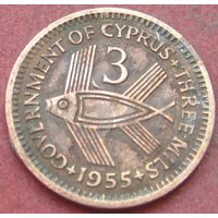 6413:  3 миля 1955 Кипр