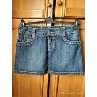 Юбка джинсовая 42-44 размер