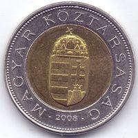 Венгрия, 100 форинтов 2008 года.