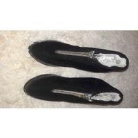 Ботинки - калоши женские времён СССР