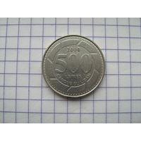 Ливан 500ливров 2000г.