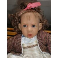 Характерная кукла 38 см. Parne