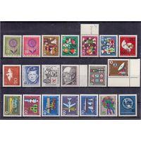 Германия ФРГ 20 марок (**) 1964-1965 гг