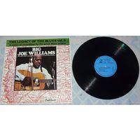 Пластинка-винил Big Joe Williams - The Legacy Of The Blues Vol. 6 (1976, Poljazz, Польша)