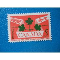 Канада. 1959 г. Мi-330. 200-летие битвы при Квебеке.