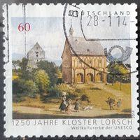 2014 - почтовая марка  - 1250-я годовщина аббатства Лорш -  Германия