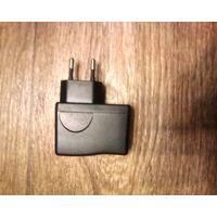 Huawei  адаптер hs-050040e7 USB AC  штепсельная вилка зарядного устройства