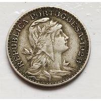 Португалия 50 сентаво, 1928 4-5-19