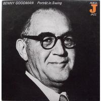 Benny Goodman - Portrat In Swing - LP - 1981