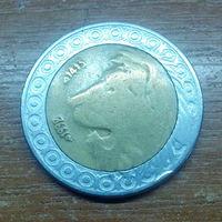 Алжир 20 динаров 1992 (2)