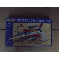 Модель самолета General Dynamics F-16 Revell