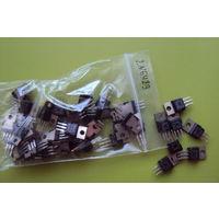 Транзистор 2N6489 PNP U=40V; I=15A; P=75W; F=5MHz; B=20-150   ( КТ818А )