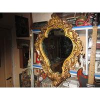 Зеркало 90х70 см
