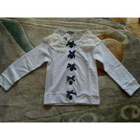 Блузка 104-110 см