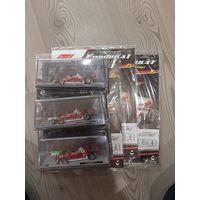 Formula 1 Auto Collection номер 2 - Ferrari 312T2 Ники Лауда (1977)