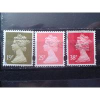 Англия 1993 Королева Елизавета 2