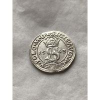 3 гроша 1563 Литва