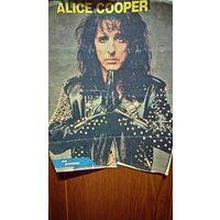 Постер ALICE COOPER