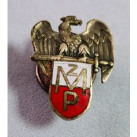 Знак Союза Молодой Польши - Zwiazek Mlodej Polski