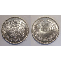 50 пенни 1916 UNC