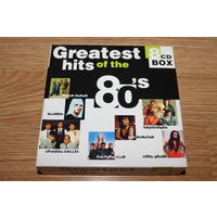 Greatest Hits Of The 80's - 8CD