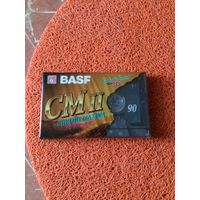 Аудиокассета BASF CHROME MAXIMA II -90