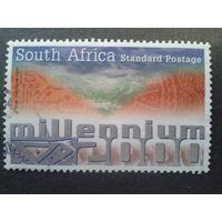 ЮАР 2000 Новый год и новое тысячелетие