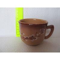 Чашка керамическая времён СССР