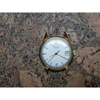 Часы Poljot позолота 20м,редкие в таком состоянии.Старт с рубля.