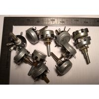 Переменные резисторы СП-1, СП-3