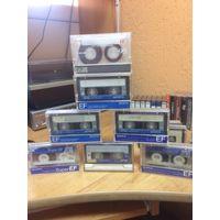 Аудиокассета фирменная SONY (б/у)