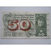 50 франков 1961 (Швейцария)