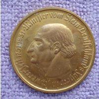 Германия, Вестфалия, 10 000 марок, 1923 г.