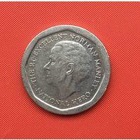 74-28 Ямайка, 5 долларов 1995 г.