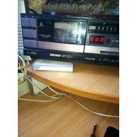Магнитофон МП Вега 122 в рабочем состоянии