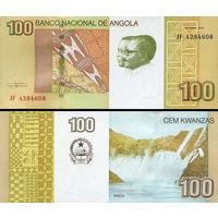 Ангола  100 кванза 2012 год  UNC