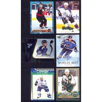 НХЛ NHL хоккей  PAVOL DEMITRA
