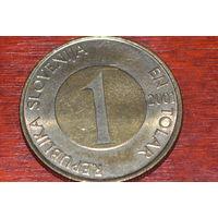Словения 1 толар 2001!