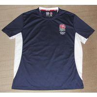 Брендовая футболка Canterbury England Rugby оригинал 50 (L).