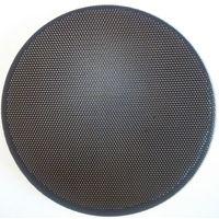 Гриль для динамика или вентиляционная решетка (диаметр 105 мм)