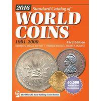 Краузе 2016. Стандартный каталог монет мира 1901-2000. 43-е издание