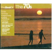 3СD-Box Various - The Best Of The 70s (2004)