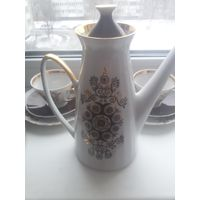Сервиз Кофейный Фарфор рига. RPR