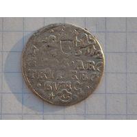 3 гроша 1632 ( Шведская оккупация )
